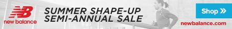 New Balance Semi-Annual Sale