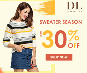 Up to 30% Off Winter Sweater Sale