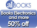 50% Off books!