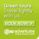 Green Travel Tip