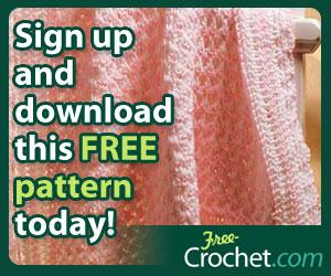 DIAGONAL CROCHET AFGHAN PATTERN | Original Patterns