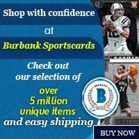 Get Exclusive Offers on Burbank Sports Cards Store at Beckett Marketplace.