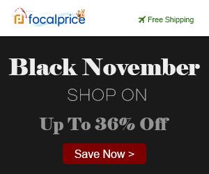 Up to 36% OFF Black November