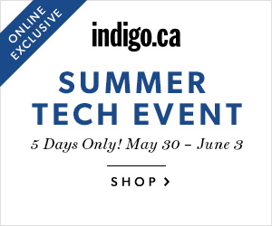 Summer Tech Event! 5 Days only - May 30 - June 3. Online Exclusive.