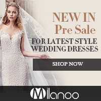 Wedding Dress Latest Style in Pre-Sale