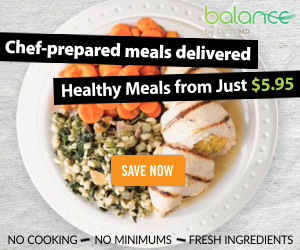 Chef-Prepared Meals from bistroMD