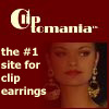 100+ clip-on earrings on a customer friendly site
