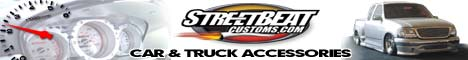StreetBeatCustoms.com Car & Truck Acessories