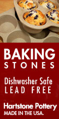 25% off all Pizza Stones and Baking Stones