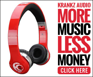 Krankz Wirless Bluetooth Headphones