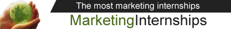 Marketing Internship - Most Marketing Internships