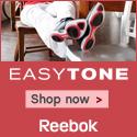 Tighten & tone leg muscles with Reebok's EasyTone