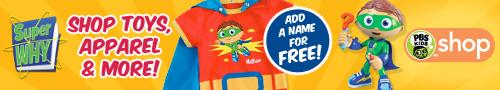PBS KIDS Super Why Shop