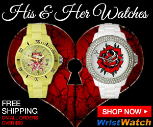Free Shipping over $50 at WristWatch.com