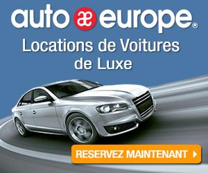 Auto Europe Location de Voitures de Luxe