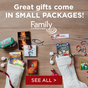 Great gifts come in small packages! Shop Family Christian for a wide selection of stocking stuffers.