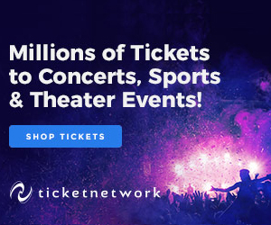 Concert, Sports & Theater at TicketNetwork.com