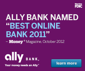 Ally Bank � No Nonsense. Just People Sense.