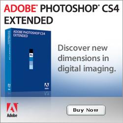 Photoshop Extended CS4
