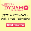 Writing Dynamo by Dictionary.com