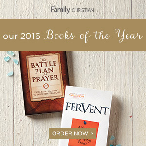 Books of the Year: Fervent and The Battle Plan for Prayer