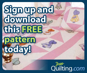 free quilting pattern