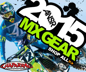 Win the race in style & comfort with the 2015 Answer Racing Gear at Chaparral Motorsports! Shop Now!