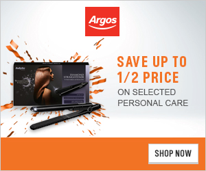Save up to half price on Personal Care