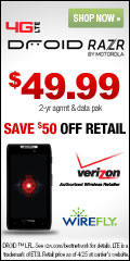 Shop Wirefly: Get the DROID Incredible FREE!!