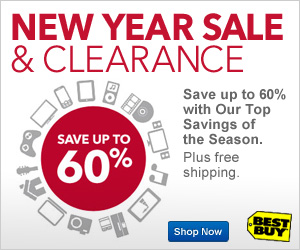 Best Buy New Year Clearance Blow Out