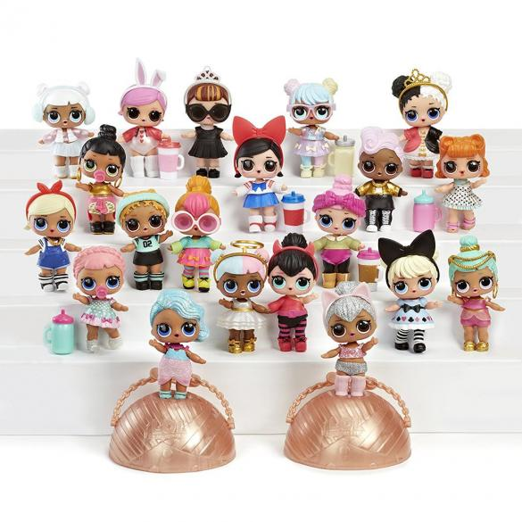 $7.69 ONLY Surprise Dolls Series Ball Outrageous Little Mystery Pack