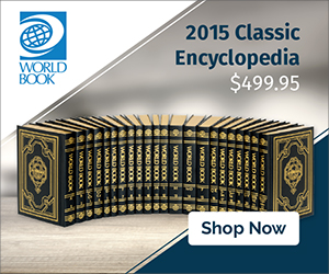 2015 Classic World Book Encyclopedia