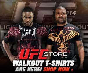 UFC DVDs 300x250