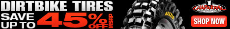 Save up to 45% 0ff MSRP On Motorcycle Tires