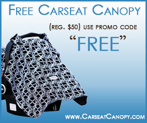 Free Carseat Canopy at CarseatCanopy.com with promo code FREE