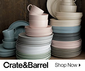 Shop Crate and Barrel