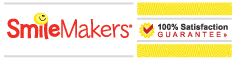 SmileMakers- 100% Satisfaction Guaranteed