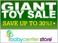 Giant Toy Sale: Save up to 30% off