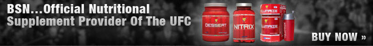 UFC Supplements 728x90