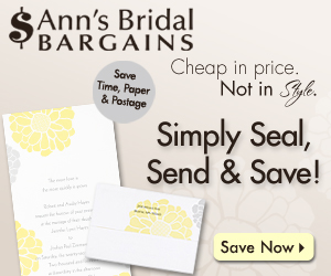 Simply Seal, Send & Save with Seal-N-Sends!
