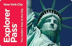 Абонемент New York City Explorer Pass