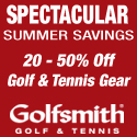 Golfsmith Summer Savings Spectacular