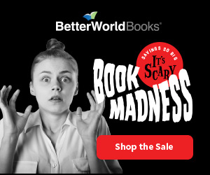 Better World Books Used Books Flash Sale