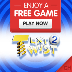 FREE GAME - Text Twist 2