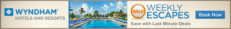 Save at Wyndham Hotels & Resorts with Last Minute Deals!