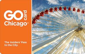 tarjeta turística de Chicago