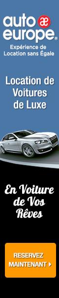 Auto Europe vous offre des promotions sur les autos, les vols, et les hôtels.