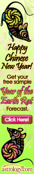 Free Sample Year of the Fire Pig Forecast!