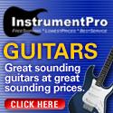 Buy guitars at InstrumentPro.com