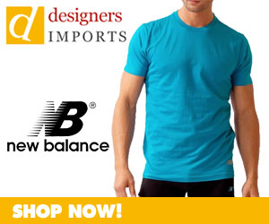 New Balance is Now Available at DesignersImports.c